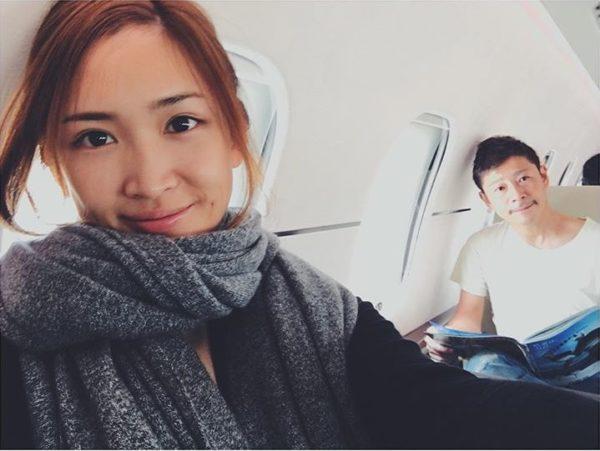 「紗栄子 前澤」の画像検索結果