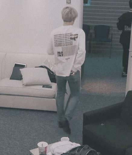 BTSジミンの反日原爆Tシャツ