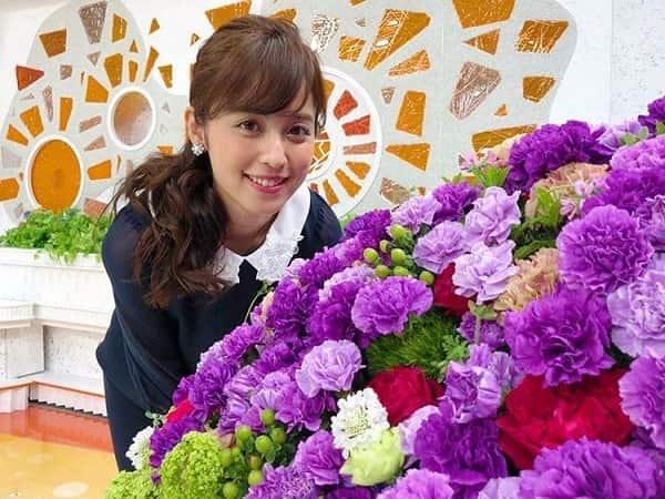 大谷翔平の彼女だと噂になった久慈暁子
