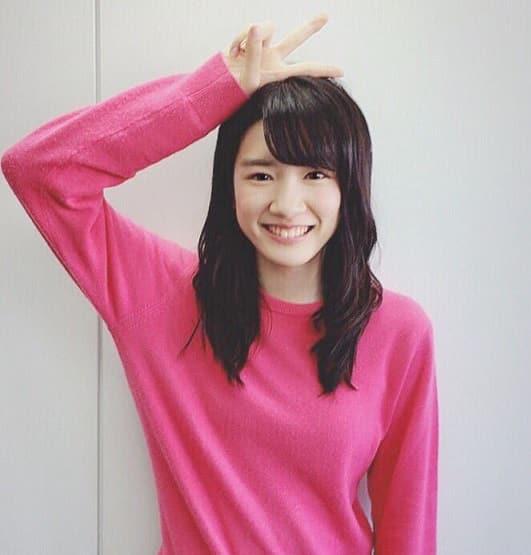 女優の永野芽郁