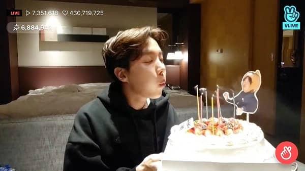 BTSバンタンのホソクの誕生日