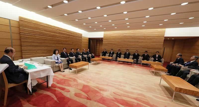 令和を決定した全閣僚会議