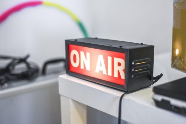 twiceモモのダンスの実力を放送したラジオイメージ