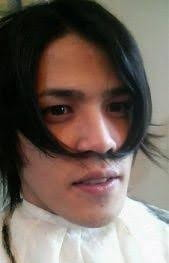 俳優で声優の宮野真守の変顔の顔芸画像