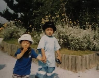 俳優横浜流星の子供時代