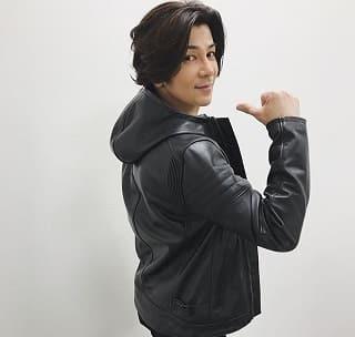 俳優でミュージシャンの武田真治