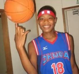 NBA選手の八村塁の中学時代