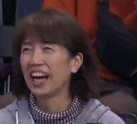 NBA渡邊雄太の両親(母)の渡邊久美