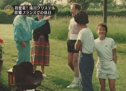滝川クリステルの両親(父母)