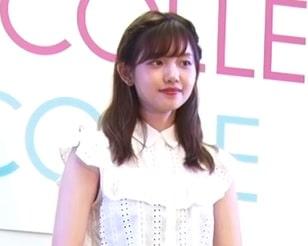 テレビ東京の田中瞳アナ(準ミス成城2016)