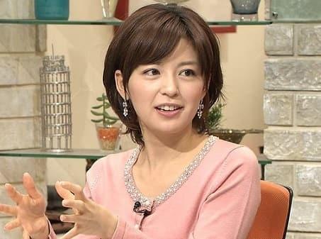 中野美奈子アナ