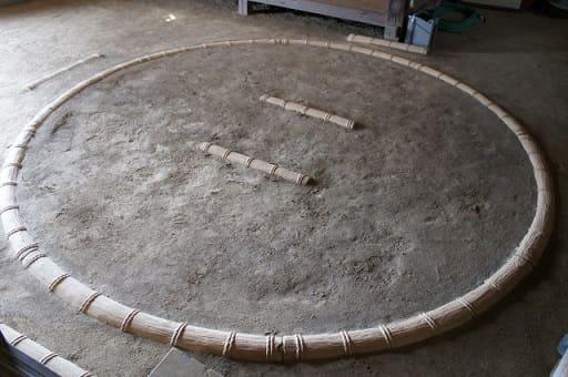 大相撲の土俵