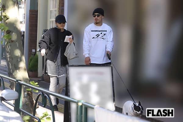 川口春奈と彼氏の矢地祐介
