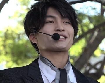 慶応高校出身の美少年那須雄登