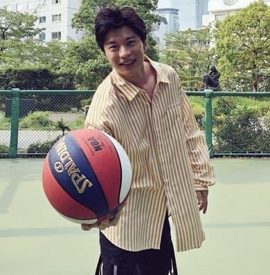 バスケットが上手い田中圭
