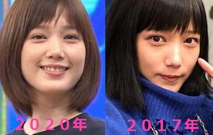 太った本田翼の現在と昔の画像比較