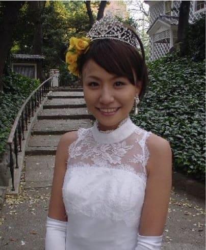 櫻井翔の結婚相手の彼女の高内三恵子