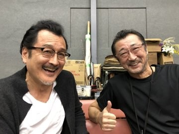 そっくりで似てる吉田鋼太郎と大塚明夫