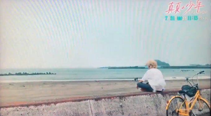 美少年ドラマ 真夏の少年のロケ地