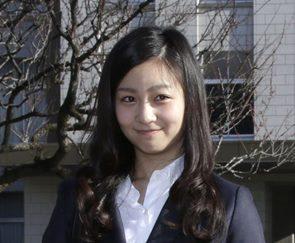 留学生の彼氏がいる佳子さま