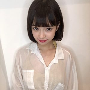 高校生のマリア愛子