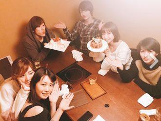 横浜流星の歴代彼女の篠田麻里子との画像