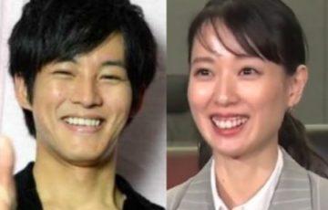 馴れ初めが映画の松坂桃李と戸田恵梨香
