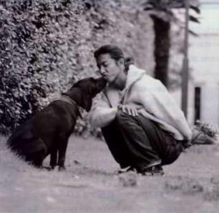 キムタクの愛犬のボニータ