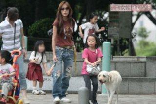 犬種や値段や名前が様々な木村拓哉(キムタク)の犬の白いラブラドール
