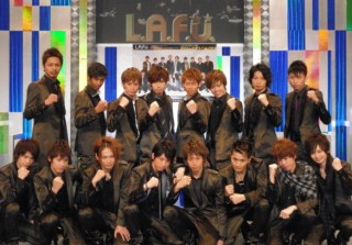 タクトOK!!がいたアイドルL.A.F.U.