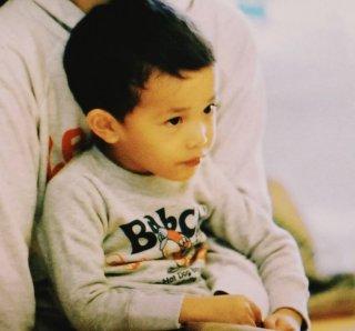 素顔がイケメンのWurtS(ワーツ)の幼少期