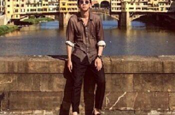 ファッションデザイナーの森川正規