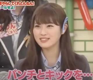 出身高校が城星学園の渋谷凪咲